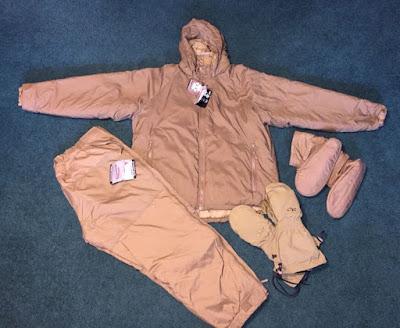 """USMC Extreme Cold Weather Suit, """"Happy Suit"""""""