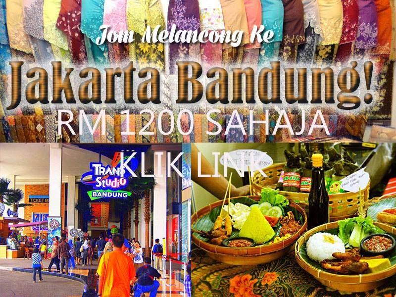 JAKARTA-BANDUNG MURAH