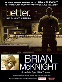 Brian McKnight Live in Manila