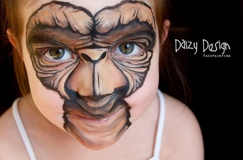 05-Christy Lewis Daizy-Face Painting - Alternate Personalities-www-designstack-co