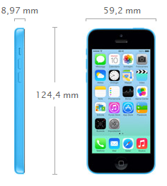 Apple iphone 5s vs. iphone 5 specs comparison, key differences