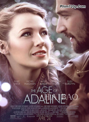 Age of Adaline 2015 poster