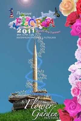 putrajaya flower and garden festival 2011,floria 2011 putrajaya,roses are forever floria 2011,festival bunga dan taman putrajaya 2011,flora 2011,persint 2 putrajaya,1 malaysia bunga