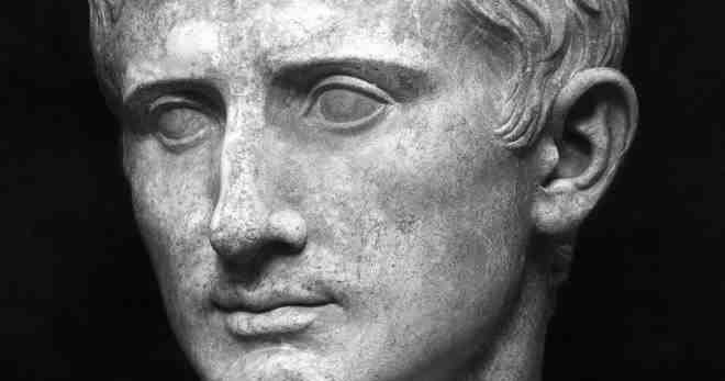 the biography of the first roman emperor caesar augustus The timeline of the life of octavian, caesar augustus: (first citizen) neither held the title of emperor, but were, in effect, the first and second emperors of the roman empire as ruler tiberius cut off julia's support and she died of malnutrition.