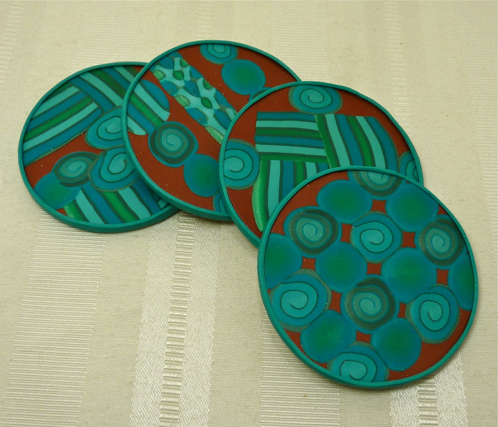 Knightwork: Playing with Clay: Mixing Wire and Polymer Clay