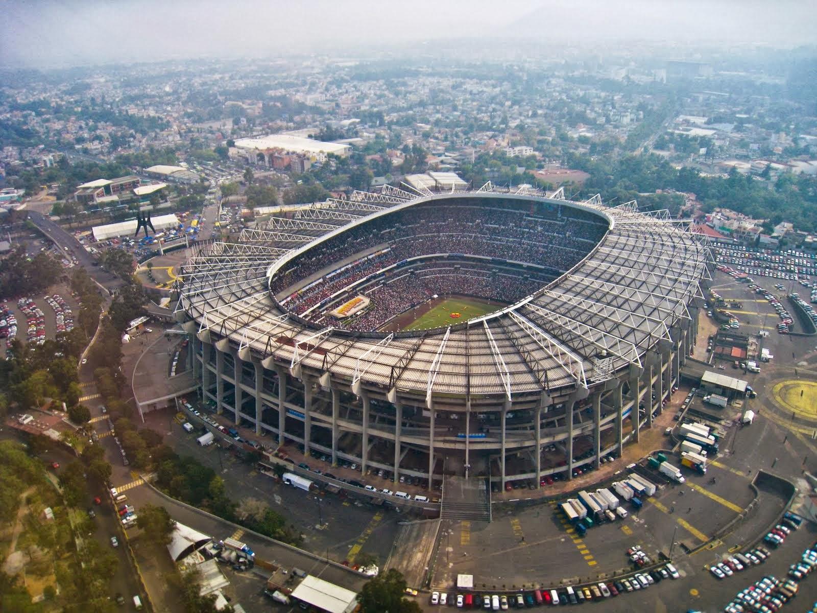 Amazing world modern football stadiums - Construcciones benjoal ...