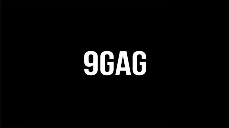 My 9GAG profile