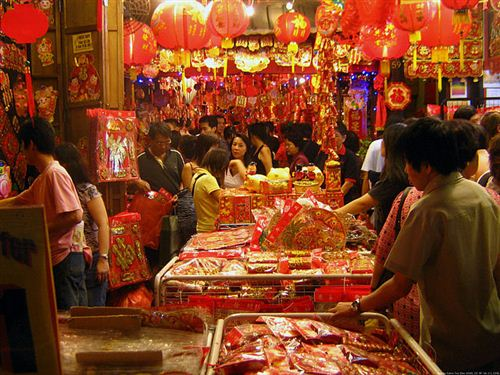 Unique Chinese New Year Public Holidays