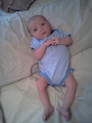 Kolton 1 Month Old