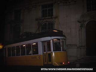 Lisboa tranvía