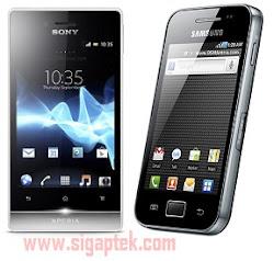 sony xperia miro merupakan generasi terbaru smartphone android sony