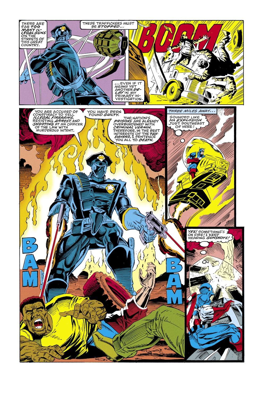Captain America (1968) Issue #428 #378 - English 15
