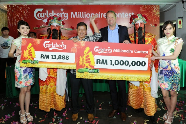 carlsberg millionaire winner lim chong boon miko wong