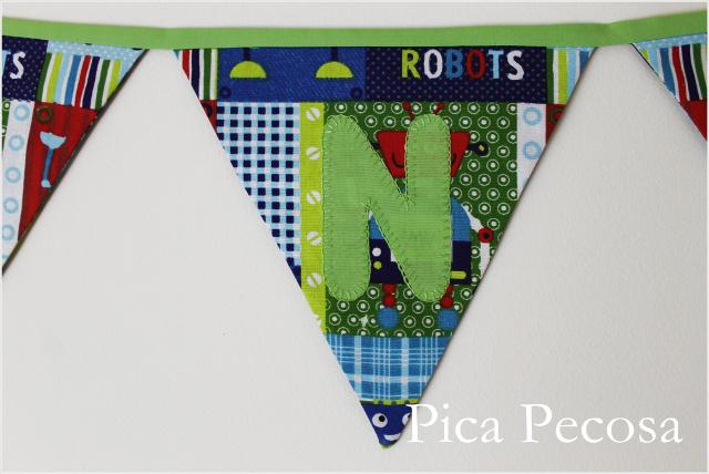banderines-tela-personalizados-nombre-diy