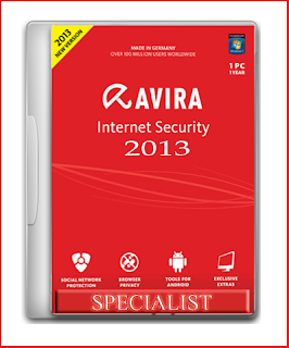 Avira Internet Security 2013 Antivirus
