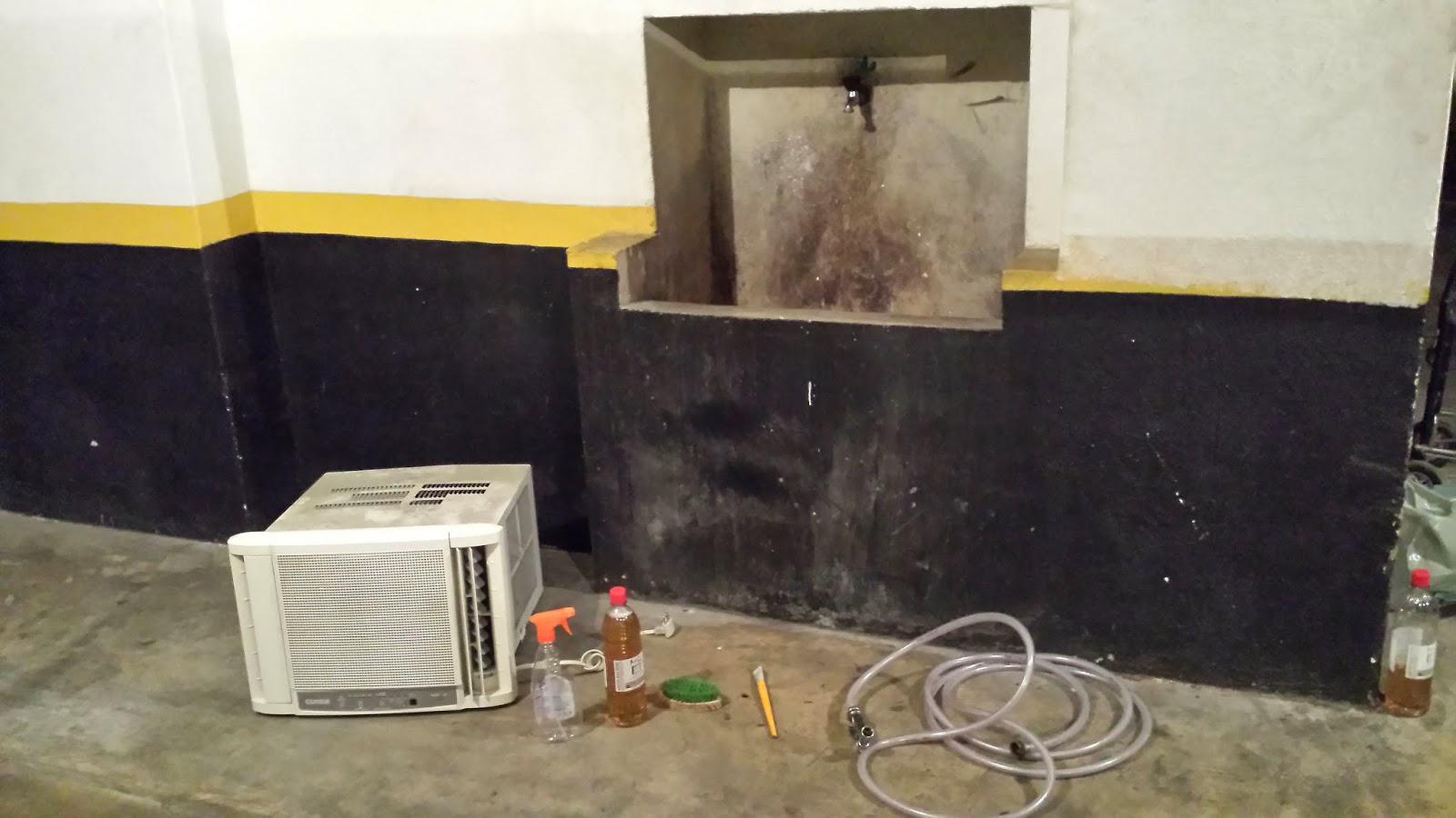 #B18F1A Dicas do Gilson Eletricista: O meu ar condicionado de janela está  1456 Suporte Ar Condicionado Janela Aluminio