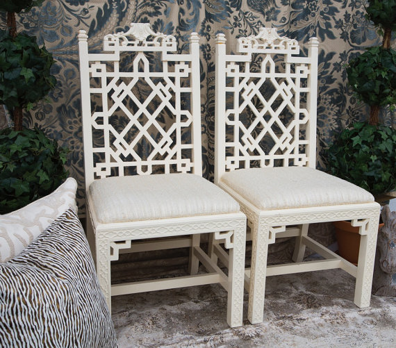 Chinoiserie Chippendale Chair Chairs For The Chinoiserie