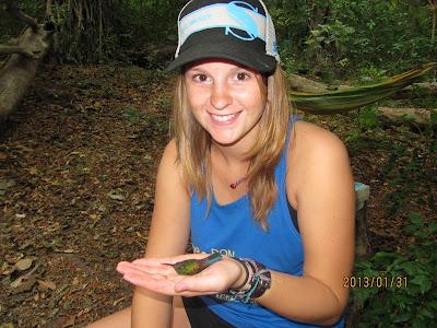 Nicaragua birdwatching