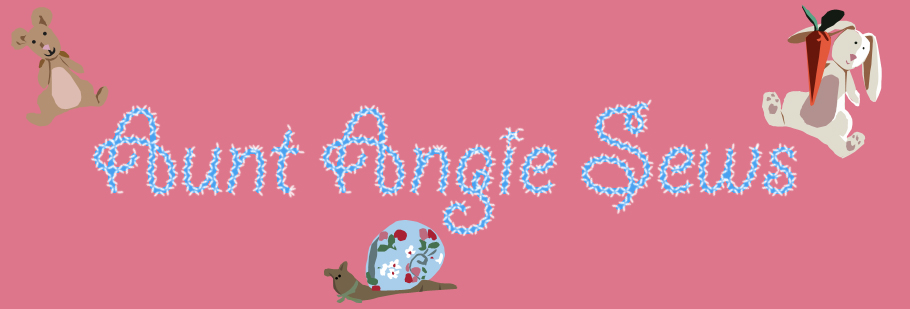 Aunt Angies Sewing Projects