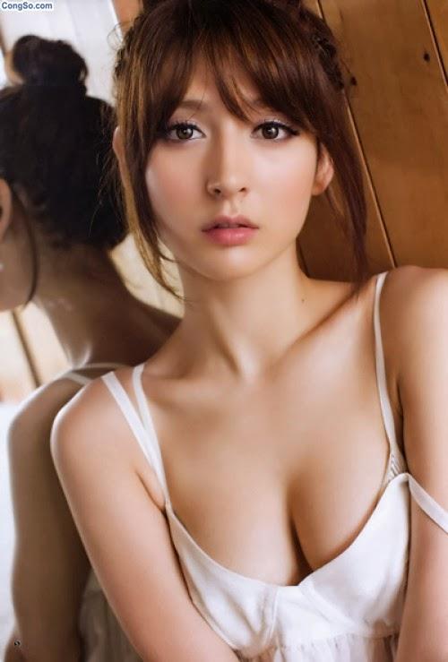 Girl xinh sexy dòng họ dưa hấu 12