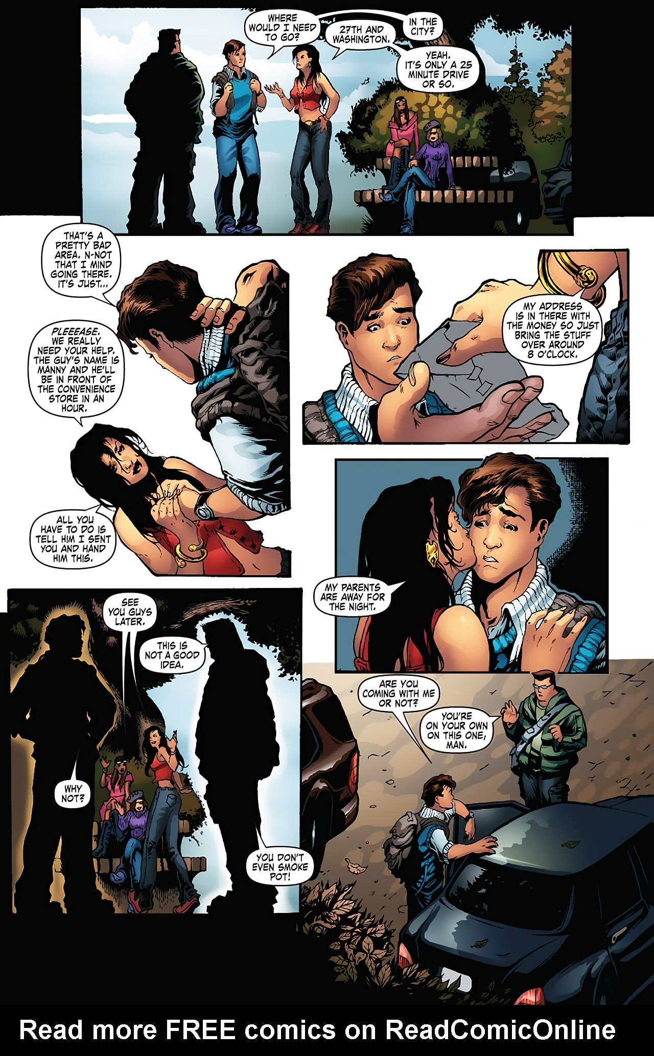 Grimm Fairy Tales (2005) Issue #5 #8 - English 5