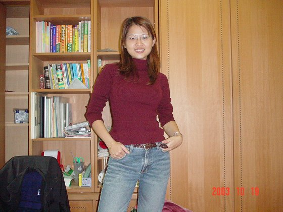 Lovely Chinese college girl's disgusting pussy, anus self photos leaked (19pix)