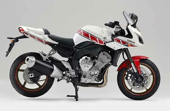 top amazing sports bike yamaha fazer limited edition