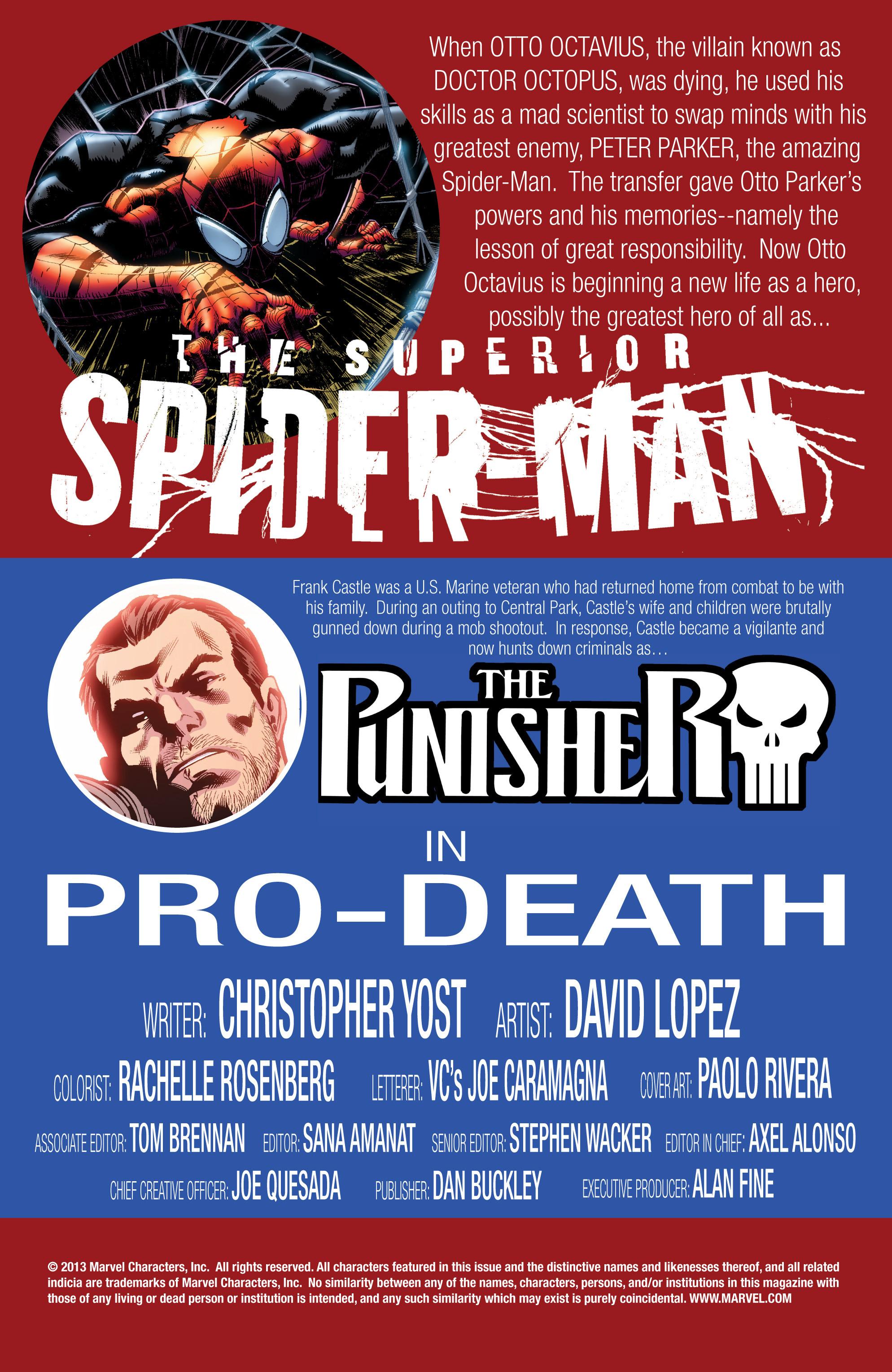 Avenging Spider-Man #23 #25 - English 2