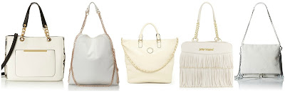 Aldo Mordue Shoulder Bag $44.99 (regular $55.00)  Steve Madden Btotally Hobo Shoulder Bag $52.95 (regular $108.00)  Christian Laxrois Ars En Re Convertible Satchel $59.97 (regular $108.00)  Betsey Johnson On the Fringe Faux Leather Satchel Bag $63.00 (regular $105.00)  Ash Kimi Cross Body Bag $99.45 (regular $295.00)