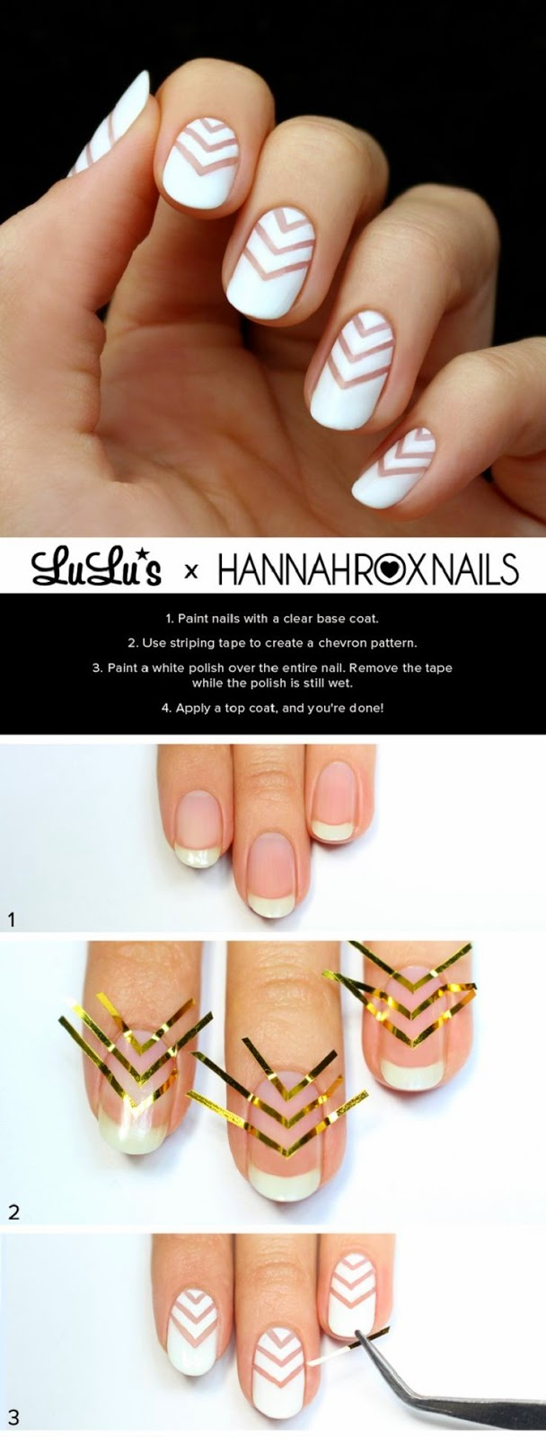 Nail Designs - tutorial