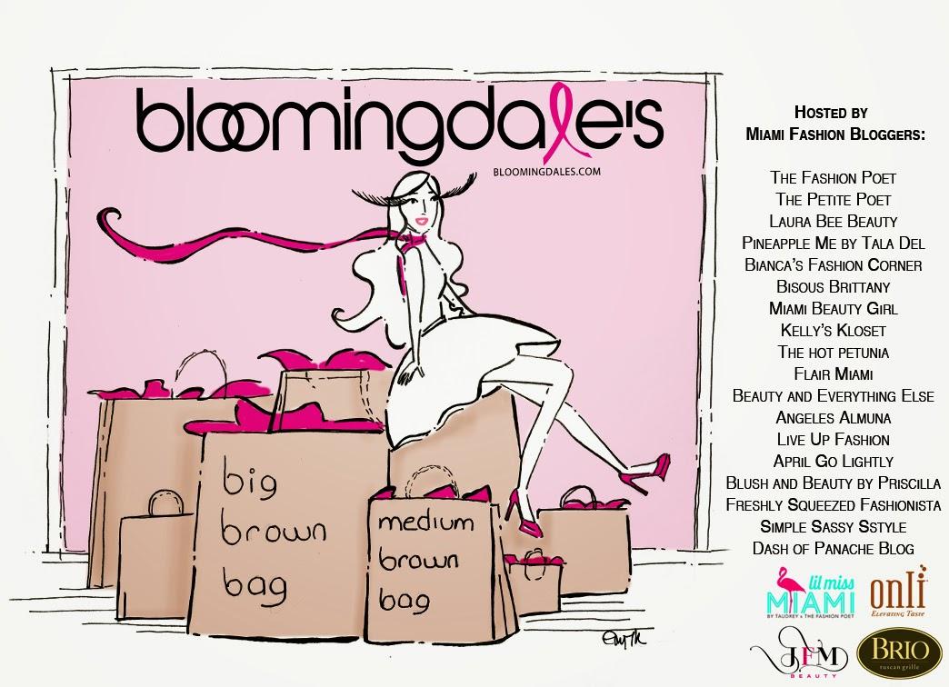 Bloomingdales www.simplysassysstyle.com