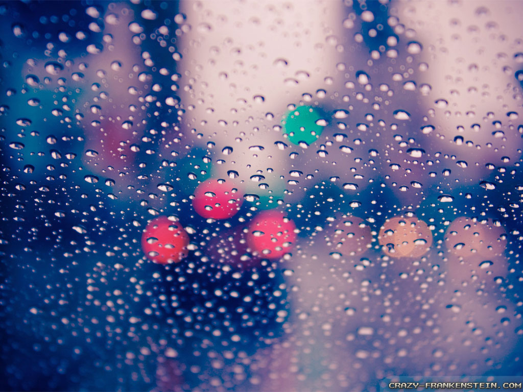 romantic rainy wallpaper - photo #8
