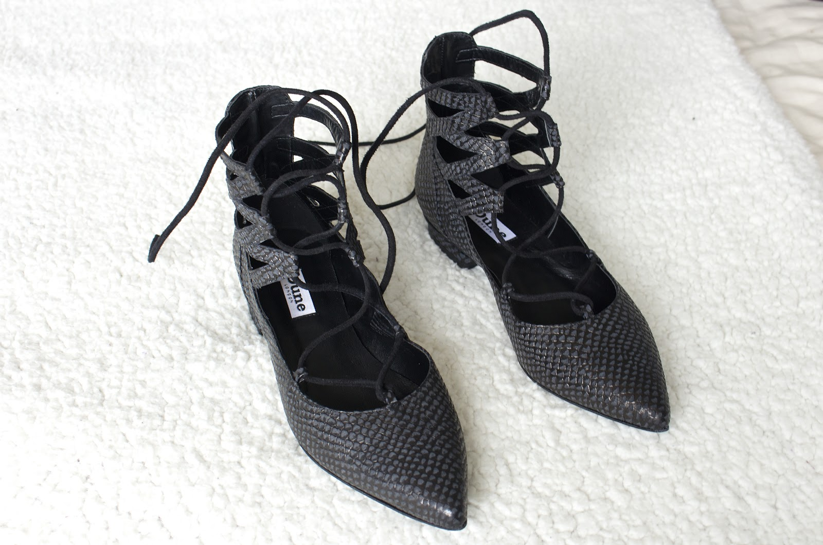 dune london hobra, krystel couture, style blog, leather shoes, dune shoes,