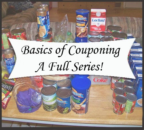 Basics of couponing