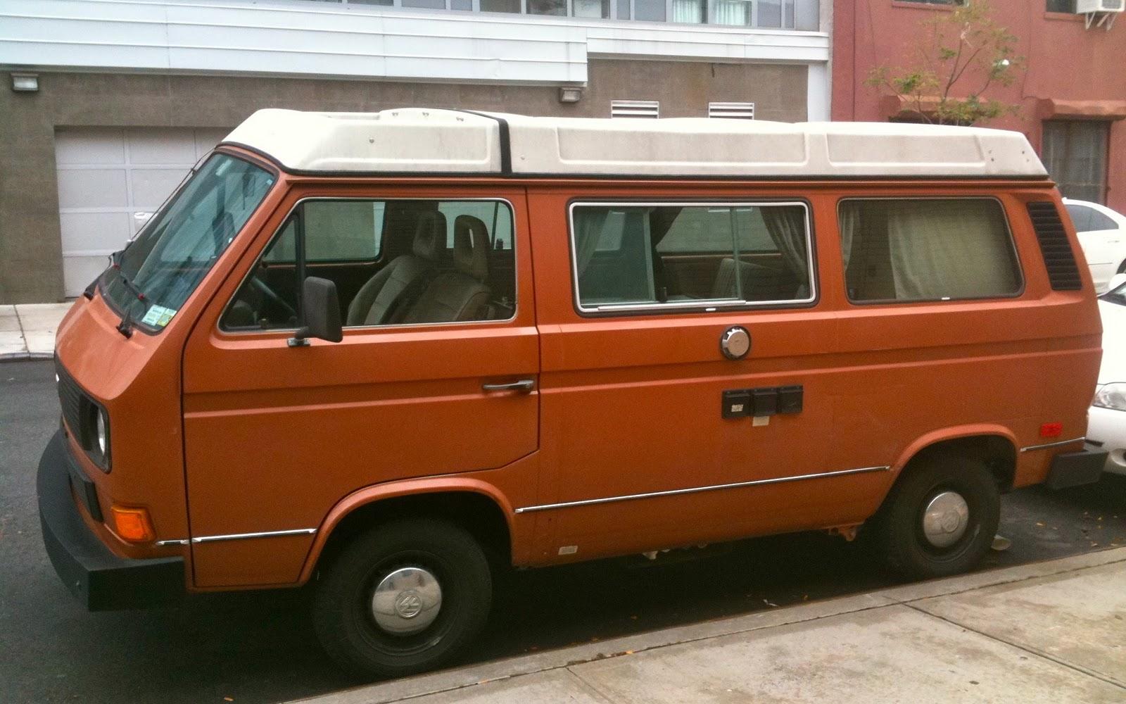 The Street Peep 1980 Volkswagen Vanagon Turbo Diesel