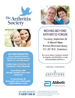 moving beyond arthritis forum