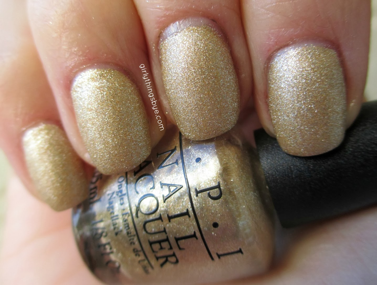 Gwen Stefani for OPI, Love Angel Music Baby #nailpolish