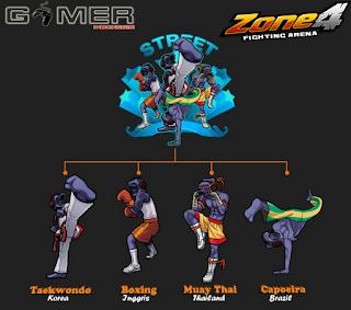 ZONE4 STREET