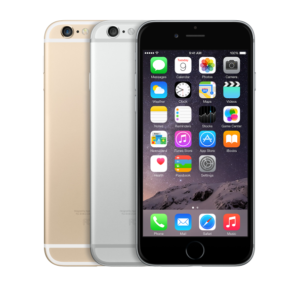 Perbandingan Antara Apple Iphone 6 Terbaru VS Apple Iphone 5S