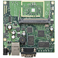 Get Mikrotik Routerboard RB411 Only