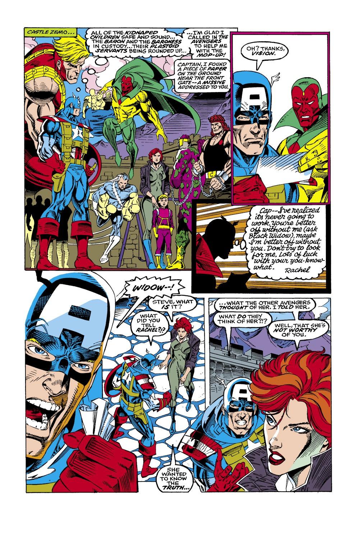 Captain America (1968) Issue #434 #384 - English 9