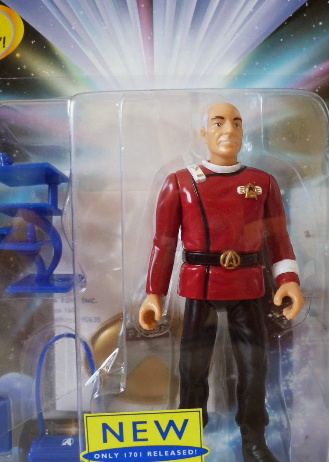 Star Trek Tapestry Picard 1701 Playmates Action Figure
