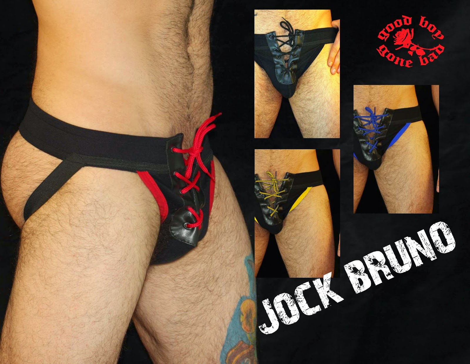 GBGB Wear Mens Underwear Jock Bruno 2015