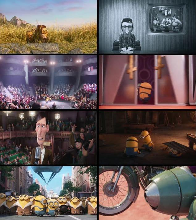 Minions 2015 BluRay 720p