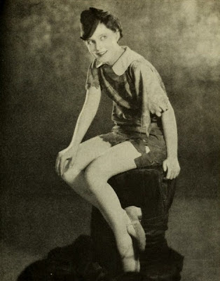 "Betty Bronson as Peter Pan in the 1924 film ""Peter Pan"""