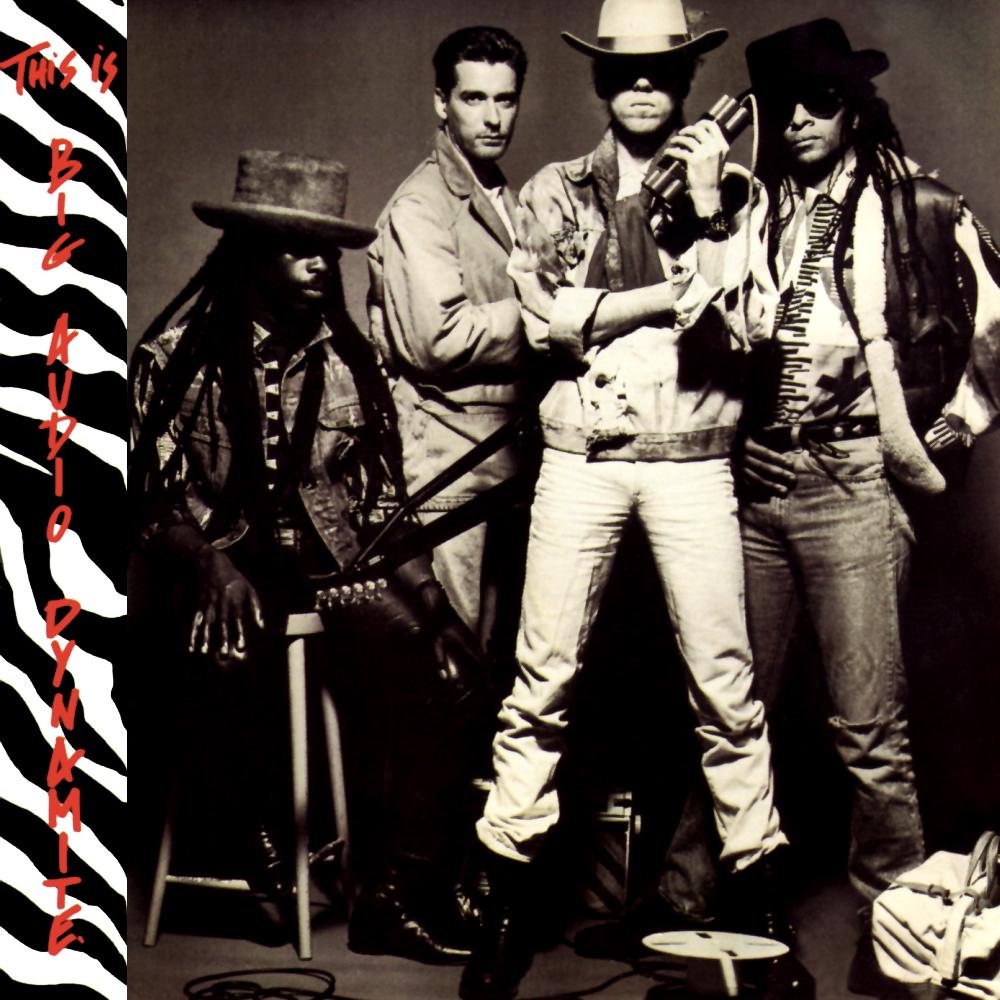 Big Audio Dynamite - Sightsee M.C.!