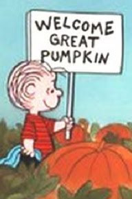Linus & The Great Pumpkin.