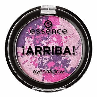 essence ¡Arriba! – eyeshadow - www.annitschkasblog.de