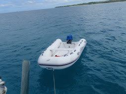 our new dinghy & engine