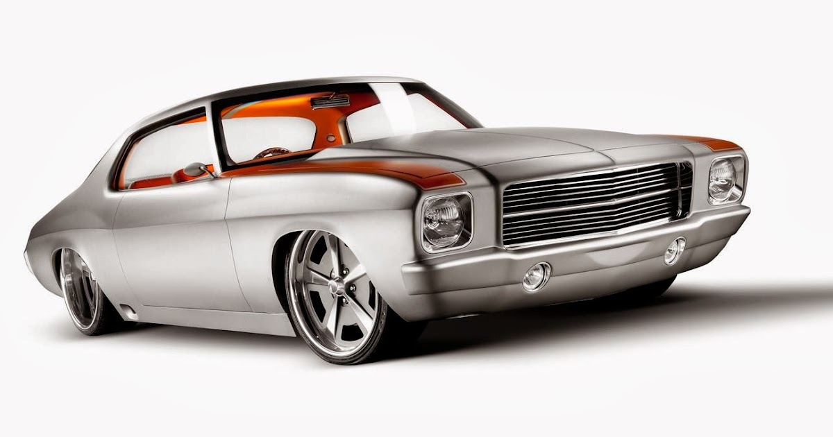 Pimped Out Old School Cars